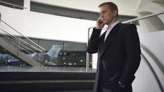 Daniel Craig volta em '007 - Quantum Of Solace' (Divulgação)