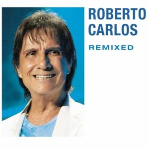 Imagem do vídeo do remix de 'Se você pensa', de Roberto Carlos, divulgado no site Vevo (Foto: Divulgação)