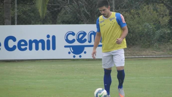 Willian Cruzeiro (Foto: Gabriel Duarte)