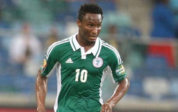 Mikel Nigéria (Foto: Getty Images)