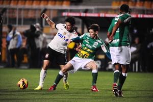Corinthians x Luverdense Copa do Brasil 2013 (Foto: Marcos Ribolli)