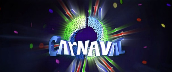 Carnaval RPC TV 2014 (Foto: Divulgação/ RPC TV)