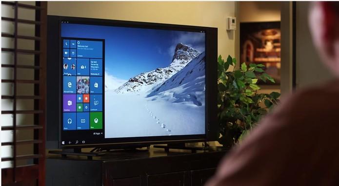 Continuum para celulares transformará aparelhos em um computador com Windows 10 (Foto: Reprodução/Microsoft)