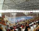 Gols, festa e caldeirão: Sorocaba bate Jaraguá pelas oitavas da Liga Nacional