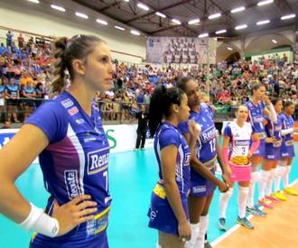 Valinhos, ginásio Pedro Ezequiel da Silva, Superliga feminina (Foto: Divulgação / Valinhos-Country)