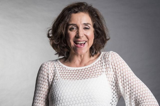 Marisa Orth (Foto: Cesar Alves/ TV Globo)