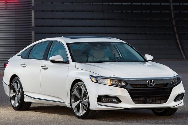Honda Accord 2018 (Foto: Divulgação)