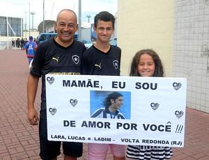 Ambiente, Torcida, Botafogo x Vasco (Foto: André Durão / Globoesporte.com)