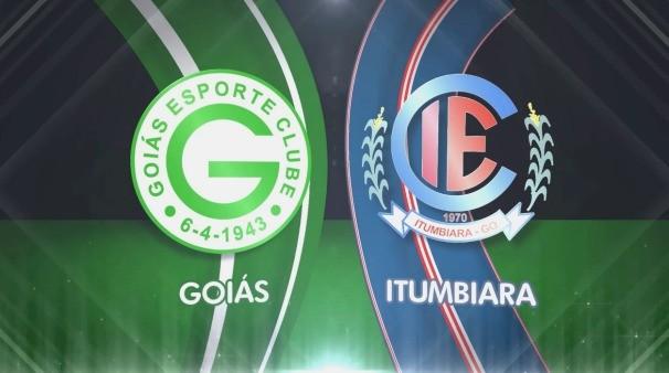 Nesta longa estrada do Goianão, Goiás e Itumbiara irão se enfrentar. (Foto: TV Anhanguera)