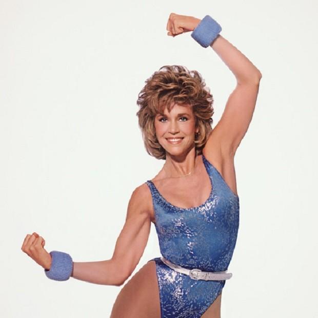 Jane Fonda  (Foto: Divulgação)