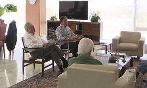 Michel Temer faz reunião para discutir a pauta econômica no Congresso