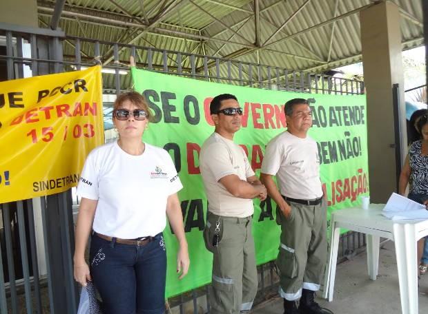 Categoria reúne 800 trabalhadores apenas na capital paraense. (Foto: Luana Laboissiere/G1)