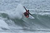 Ap�s acidente, David do Carmo fatura etapa de circuito de surfe em Maresias