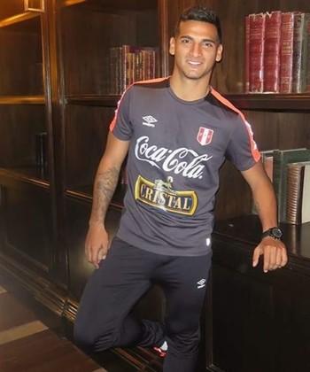 Miguel Trauco Peru (Foto: Reprodução/Instagram)