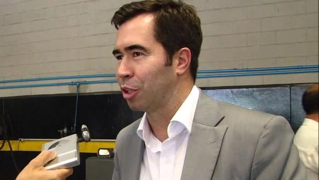O empresário Henrique Constantino , da Gol Linhas Aéreas (Foto: Reprodução/YouTube)