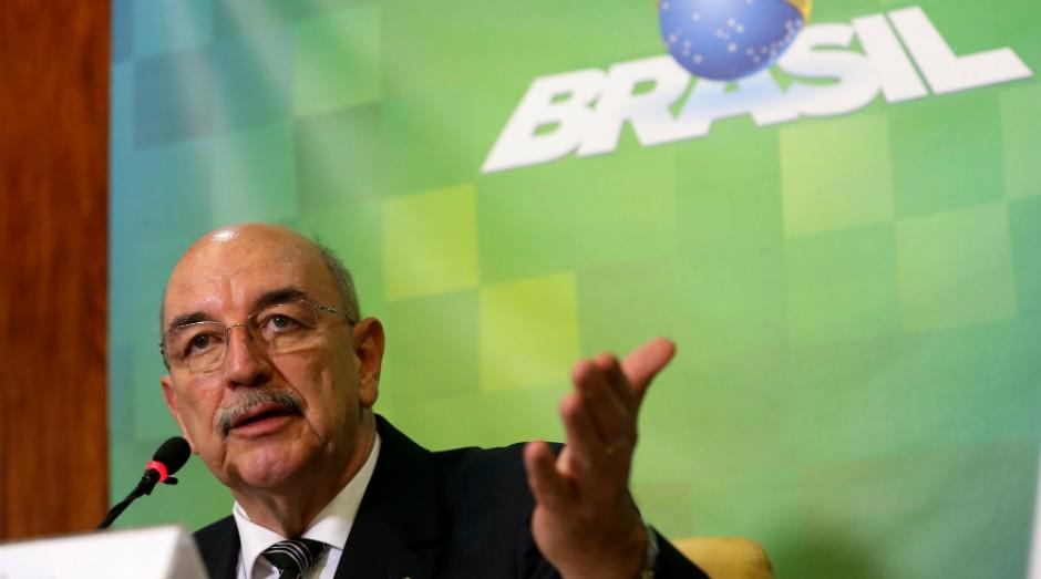 Osmar Terra, ministro do Desenvolvimento Social e Agrário  (Foto: Wilson Dias/ Agência Brasil)