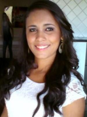 Biomédica Letícia Carneiro Ramalho desaparece após sair do trabalho em faculdade de Goiânia, Goiás (Foto: Arquivo pessoal)