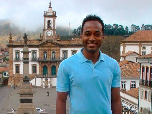 Alexandre Henderson apresenta o Globo Ciência desde 2007 (Foto: Divulgação)