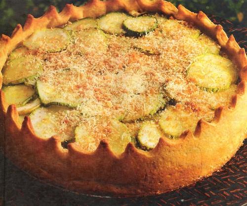 Torta de Abobrinha Italiana