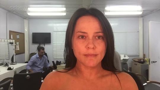 Vivianne Pasmanter diz que a filha se revoltou ao vê-la de Germana