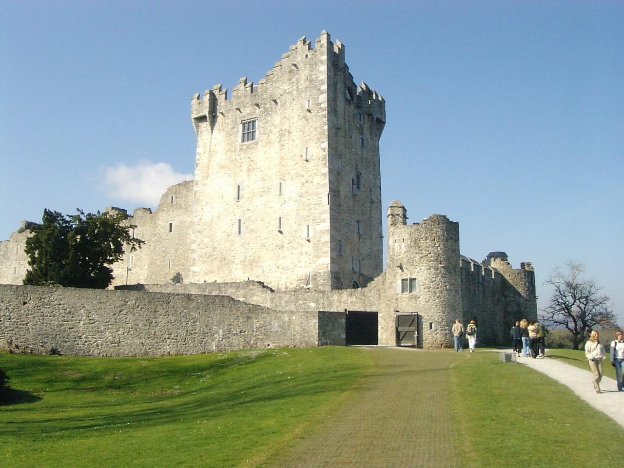 Castelo Ross (Foto: Wikimedia/Buttonfreak)
