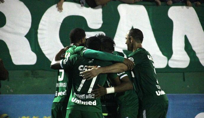 Chapecoense gol (Foto: Giba Pace Thomaz/Chapecoense)