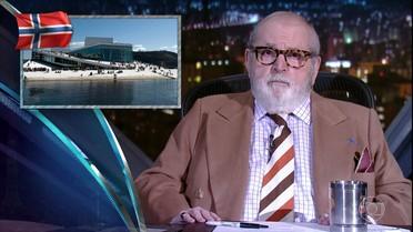 """Jô abre programa de quinta-feira comentando as notícias da """"boato press"""""""