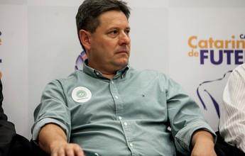 Sandro Pallaoro assume associação de clubes após renúncia de Nilton