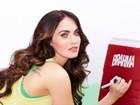 Megan Fox fala português em vídeo, mas não samba como J.Lo