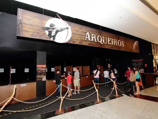 Espaço Arqueiros (Foto: Shopping Iguatemi/Divulgação)