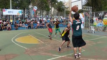 Faça sua inscrição para a 3ª Copa de Basquetebol 3X3, em Cascavel (Divulgação/ RPC)