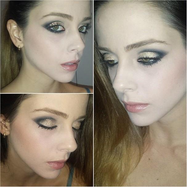 Vanessa Rozan elege o make mais glamouroso do Instagram