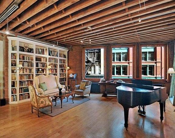 Uma foto das novas propriedades de Taylor Swift em Nova York (Foto: Divulgação)