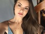 Camila Queiroz dá dicas de maquiagem para o verão; veja antes e depois!