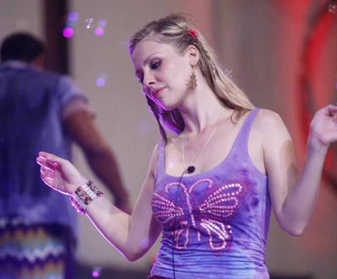 Ana Carolina ficou em quarto lugar no Big Brother Brasil 9 (Foto: Globo / Fabrício Mota)