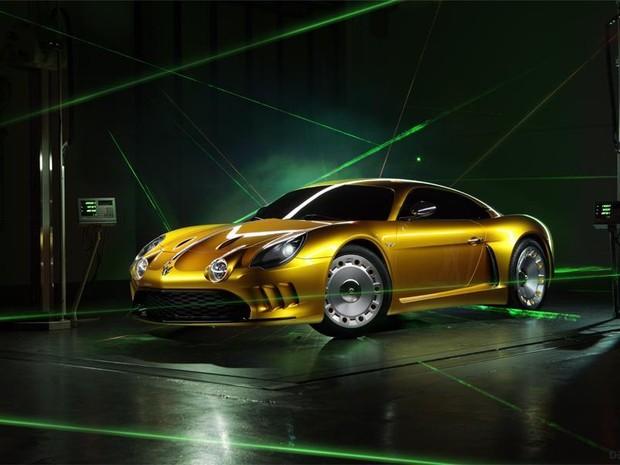 Empresa italiana recria Willys Interlagos por R$ 1,2 milhão
