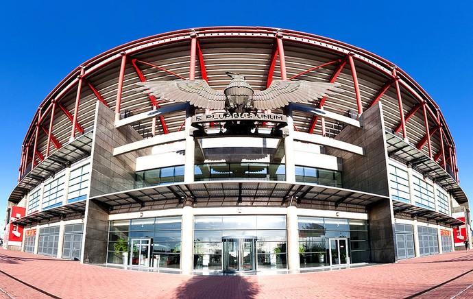 estádio da Luz do Benfica (Foto: AFP)