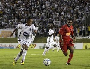 Jackson - meia do ABC campeão brasileiro Série C 2010 (Foto: Canindé Soares)