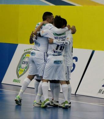 São José Futsal, Guarapuava, Liga Nacional de Futsal (Foto: Divulgação/Quarttus Marketing)