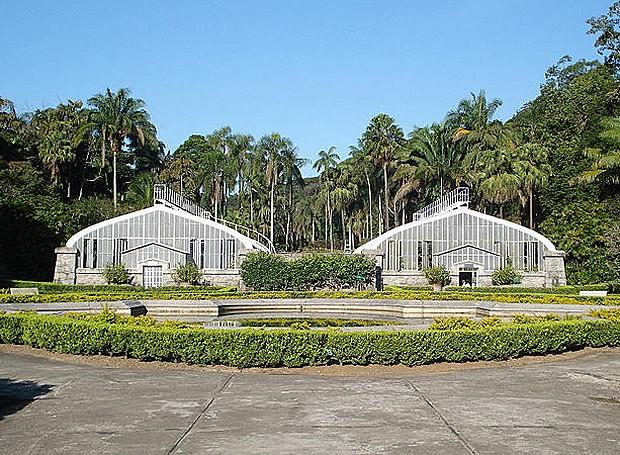 Jardim Botânico de São Paulo (Foto: Dario Sanches/Flickr)