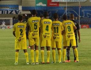 Comercial bateu o CSA por 2 a 1 no Rei Pelé (Foto: Caio Lorena / Globoesporte.com)