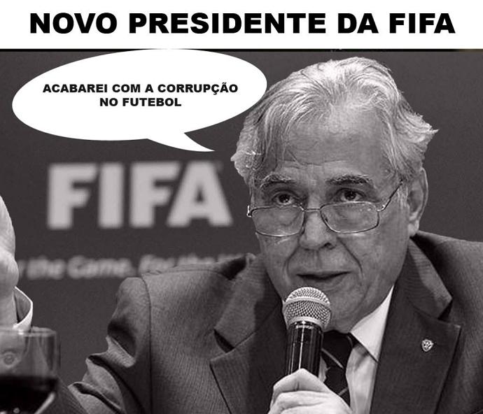 Zoações na web Fifa - Eurico