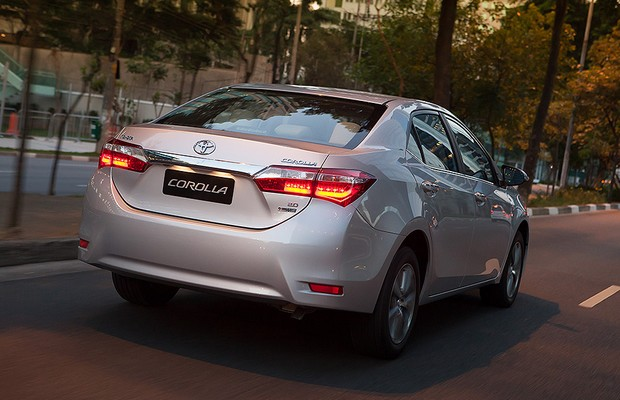 Toyota Corolla (Foto: Toyota)