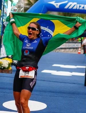 Ariane Monticeli, triatleta