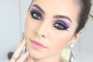 Seis opções de maquiagem para você se inspirar