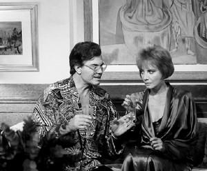 Tarcísio e Glória em 1988 (Foto: CEDOC/TV Globo)