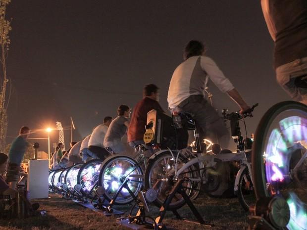 Em Florianópolis, evento ocorre nos dias 28 e 29 de maio (Foto: Cine Pedal Brasil/Divulgação)