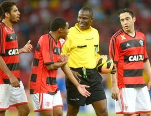 Jailson Macedo Freitas Flamengo e Cruzeiro (Foto: Alexandre Loureiro / Agência estado)