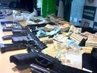 Polícia prende suspeitos de explodir caixas de banco em 6 estados e no DF