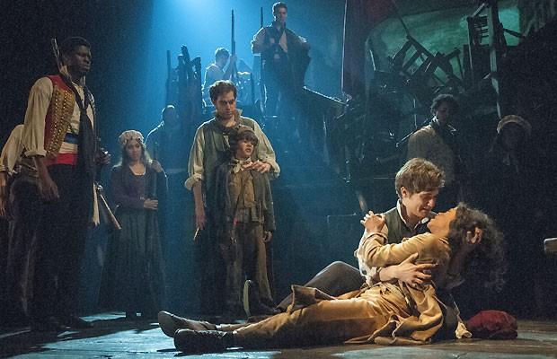 cena de 'Les Miserables' (Foto: Divulgação)